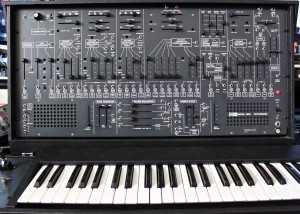 ARP 2600 Synthesizer 300x214 ARP (TONUS) 2600 SYNTHESIZER