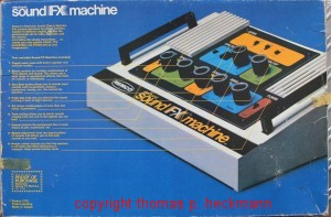 11 300x197 REMCO ELECTRONIC SOUND FX MACHINE