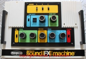 12 300x206 REMCO ELECTRONIC SOUND FX MACHINE
