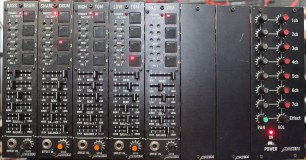 MAXIM SYNTHESIZER DRUM MDS-1000